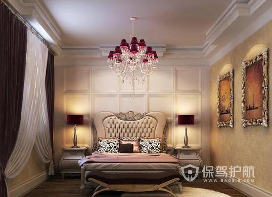 臥室吊頂造型如何設計?今年最流行的臥室吊頂效果圖
