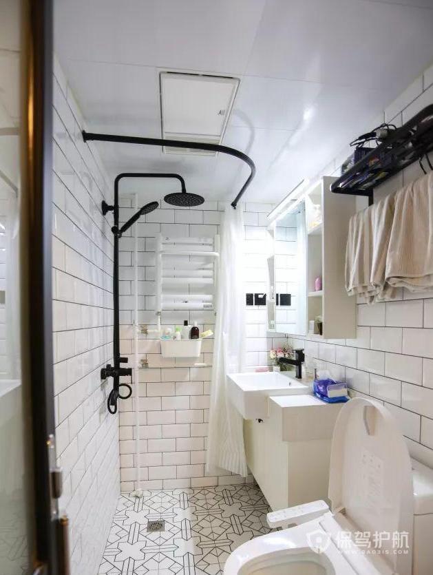 30平公寓裝修效果圖-保駕護航裝修網