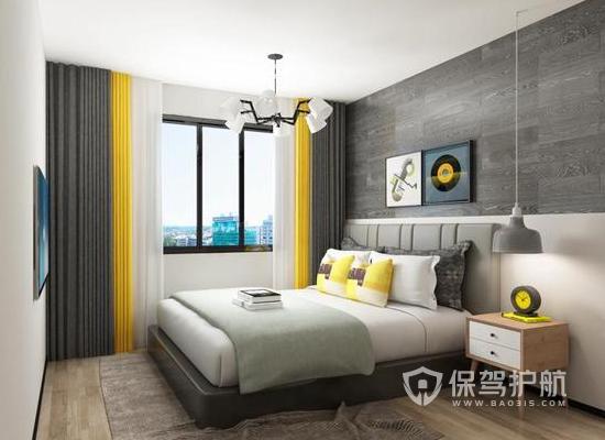 現代簡約風格臥室裝修要點 現代簡約風格臥室裝修效果圖