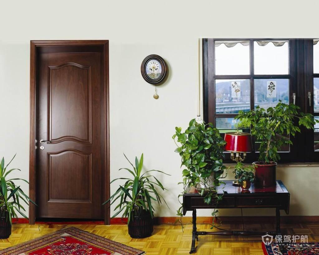 門和家具顏色搭配效果圖-保駕護航裝修網