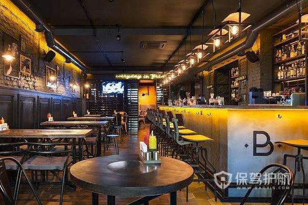 最省钱的酒吧装修风格有哪些?酒吧怎样装修更省钱?
