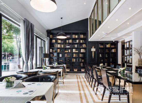 欧式风格咖啡店装修注意事项 欧式风格咖啡店装修效果图