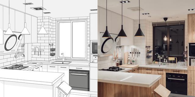 如何打造颜值与功能齐全的厨房?