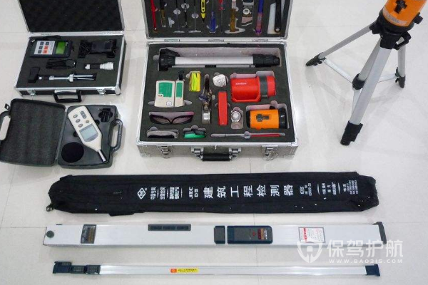 验房工具有哪些?常见验房工具使用方法
