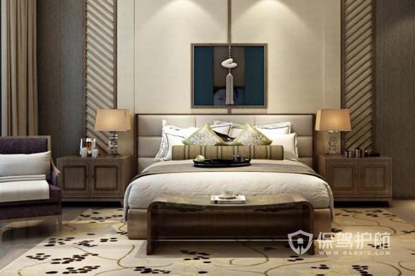 卧室软装搭配效果-保驾护航装修网