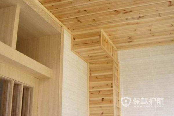 木工装修效果图-保驾护航装修网