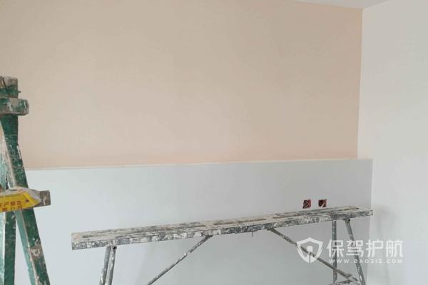 【油漆施工步驟】墻面油漆施工流程步驟介紹