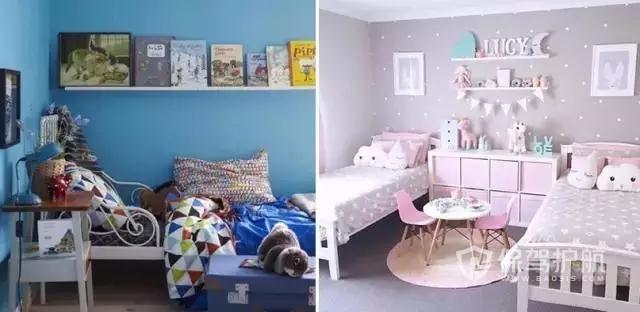 收藏超20W的儿童房装修设计,网友:第二款已经装上了