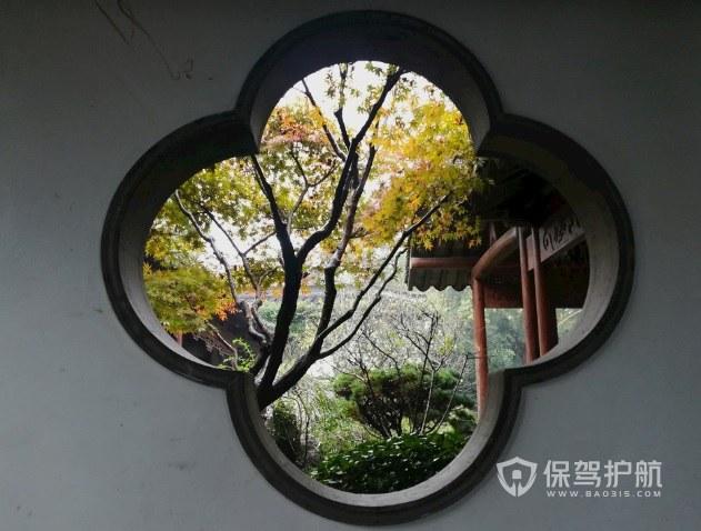 月洞窗是什么? 洞窗有哪些造型?