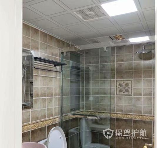 长方形卫生间吊顶材料怎么选?卫生间吊顶材料选购技巧