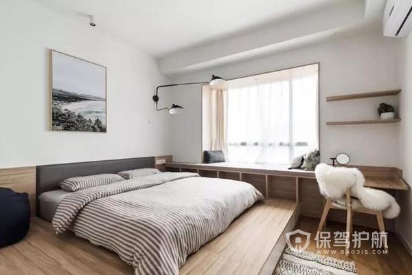 【8平方小卧室实用装修】8平方小卧室怎么装修实用?