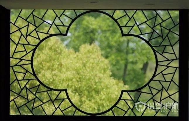 花窗-保駕護航裝修網