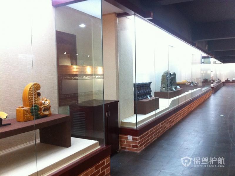 瓷器展厅怎么设计?瓷器展厅设计效果图