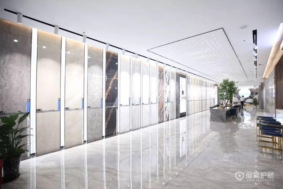 瓷砖展厅用什么灯光好?瓷砖展厅灯具怎么选?