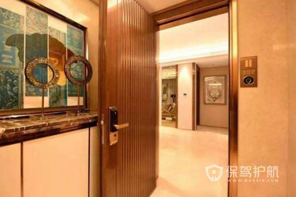 购买一梯一户房子好吗?一梯一户电梯间利用图