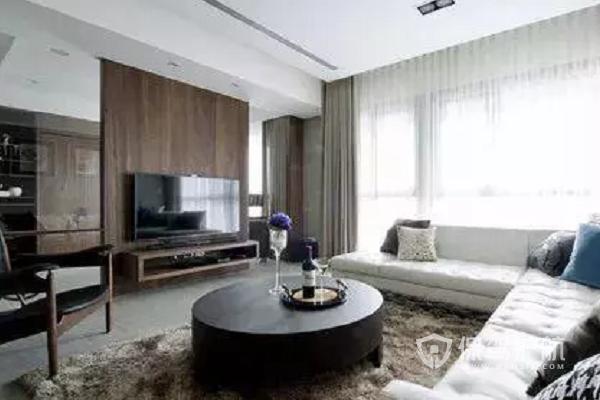 【90平三室兩廳裝修圖】90平三室兩廳裝修設計案例