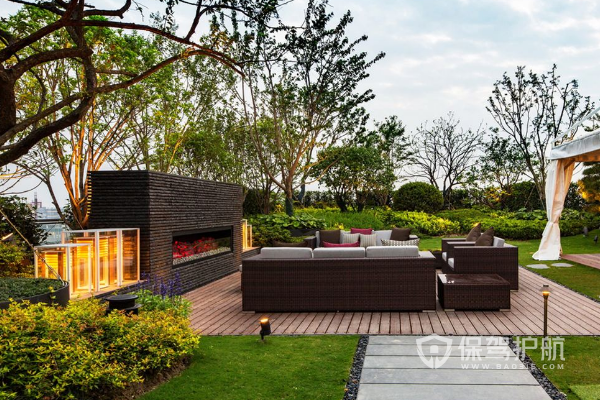 【屋顶花园设计】屋顶花园有哪些设计要点?