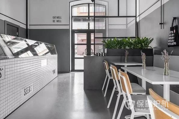 工业风咖啡馆装修风格点,工业风咖啡馆装修效果图