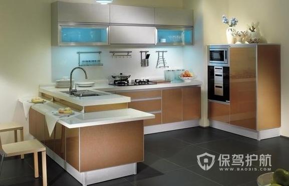 厨房橱柜摆放位置风水