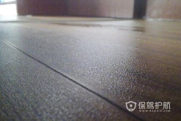 木地板潮湿-保驾护航装修网