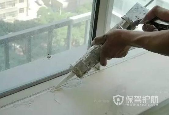 玻璃胶种类都有哪些?玻璃胶使用流程