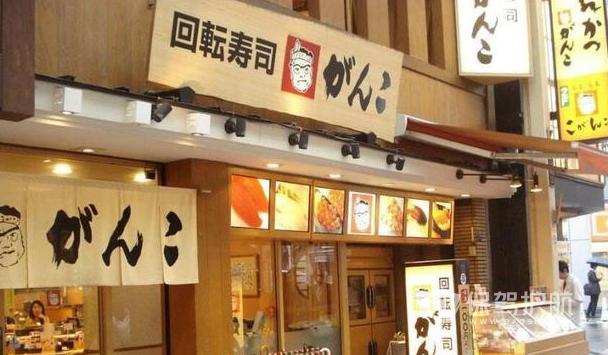 日式寿司店如何装修?六款日式寿司店装修效果图