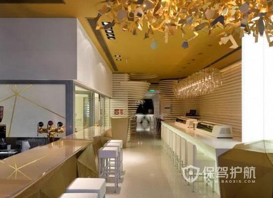 日式寿司店怎样设计?日式寿司店设计效果图
