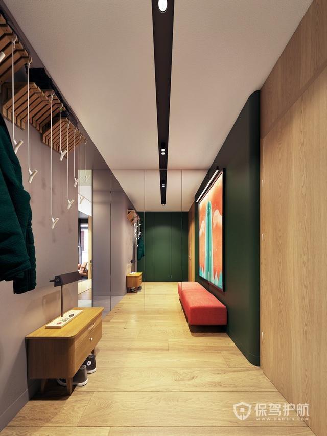 48㎡小户型装修,设计师一变五,打造全新多功能生活空间