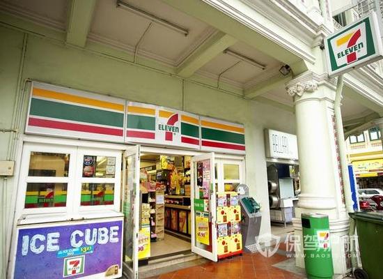 小型便利店怎樣設計裝修?39平米小型便利店設計細節
