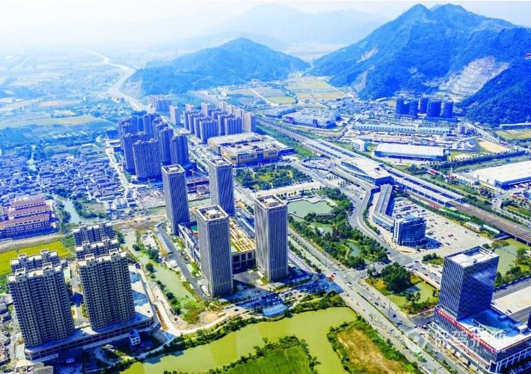 五大聚焦点发力 推动特色小镇高质量发展