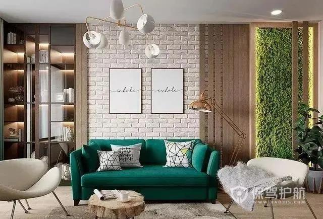 室内装修设计|从硬装到软装都体现了质感,这样装修美得高级!