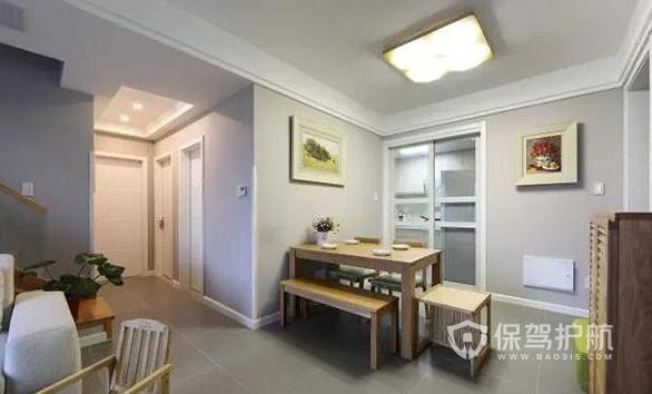 78平米复式公寓装修效果图