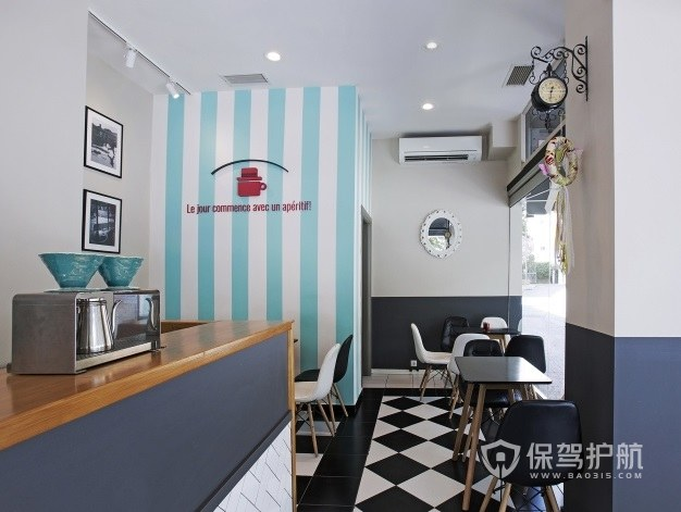 15平米的奶茶店如何设计布置?15平米奶茶店装修图