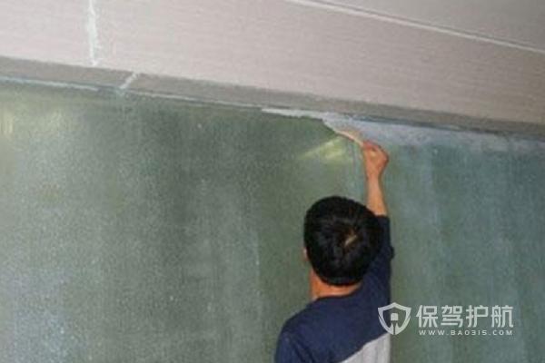 墙面刷加固剂-保驾护航装修网
