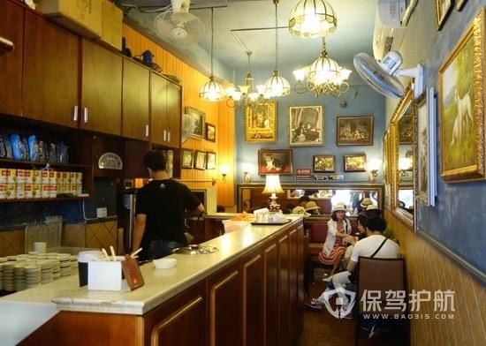 15平米奶茶店装修图-保驾护航