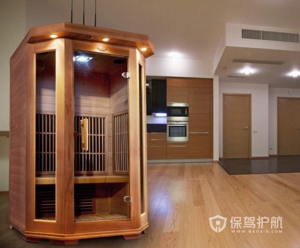 家用汗蒸房安放位置如何选择? 购买家用汗蒸房注意点