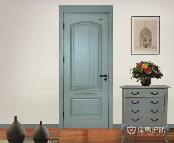 如何选择木门的颜色? 美式风格木门什么颜色好?