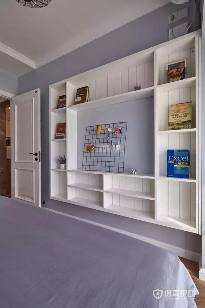 三室一厅装修效果图-保驾护航装修网