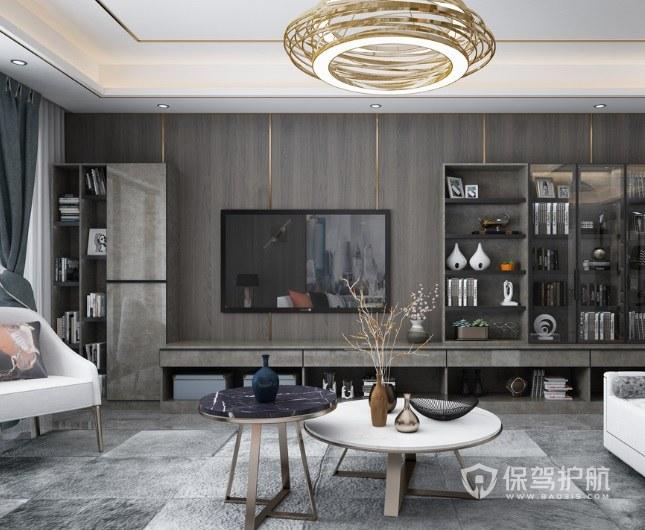 电视柜怎么搭配? 如何选购一个合适的电视柜?