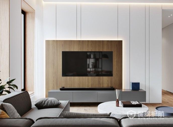 电视柜的高度多少合适?哪些因素会影响电视柜高度?