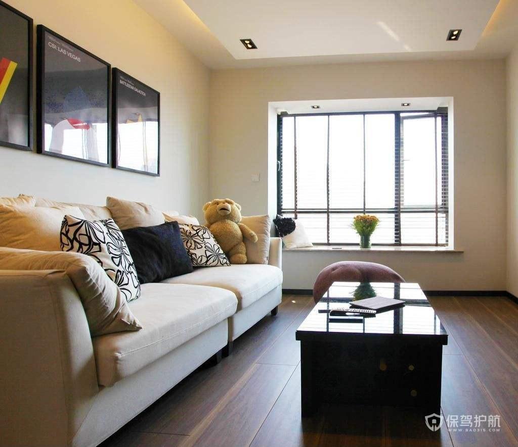 客厅太小怎么布置?小客厅布置效果图