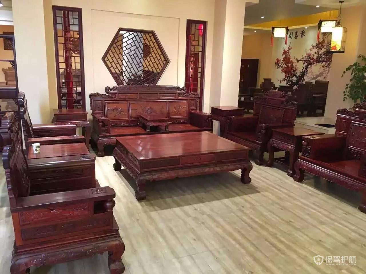 红酸枝木家具价格是多少?红酸枝木家具怎么保养?