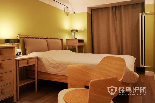 小户型卧室装修效果图-保驾护航装修网