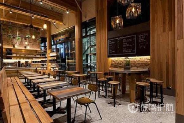 咖啡厅天花板适合高度,格调咖啡厅装修效果图
