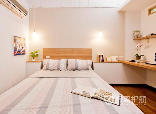 20平的卧室怎么布置?小户型卧室合理布置技巧