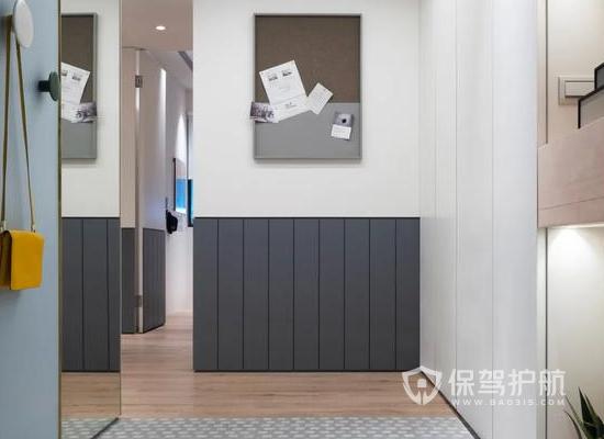 小户型三室一厅装修技巧 72平米三室一厅效果图