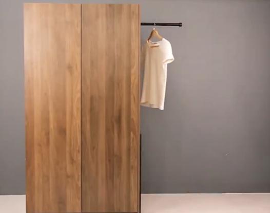 时尚衣柜,偷偷暗藏这几个小特点
