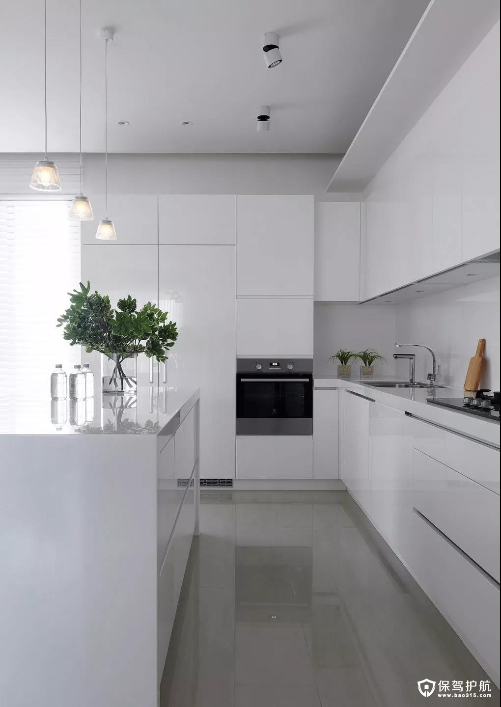 人才家园简约风格二居室装修效果图