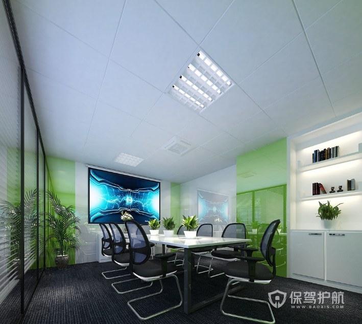小户型公司会议室装修效果图