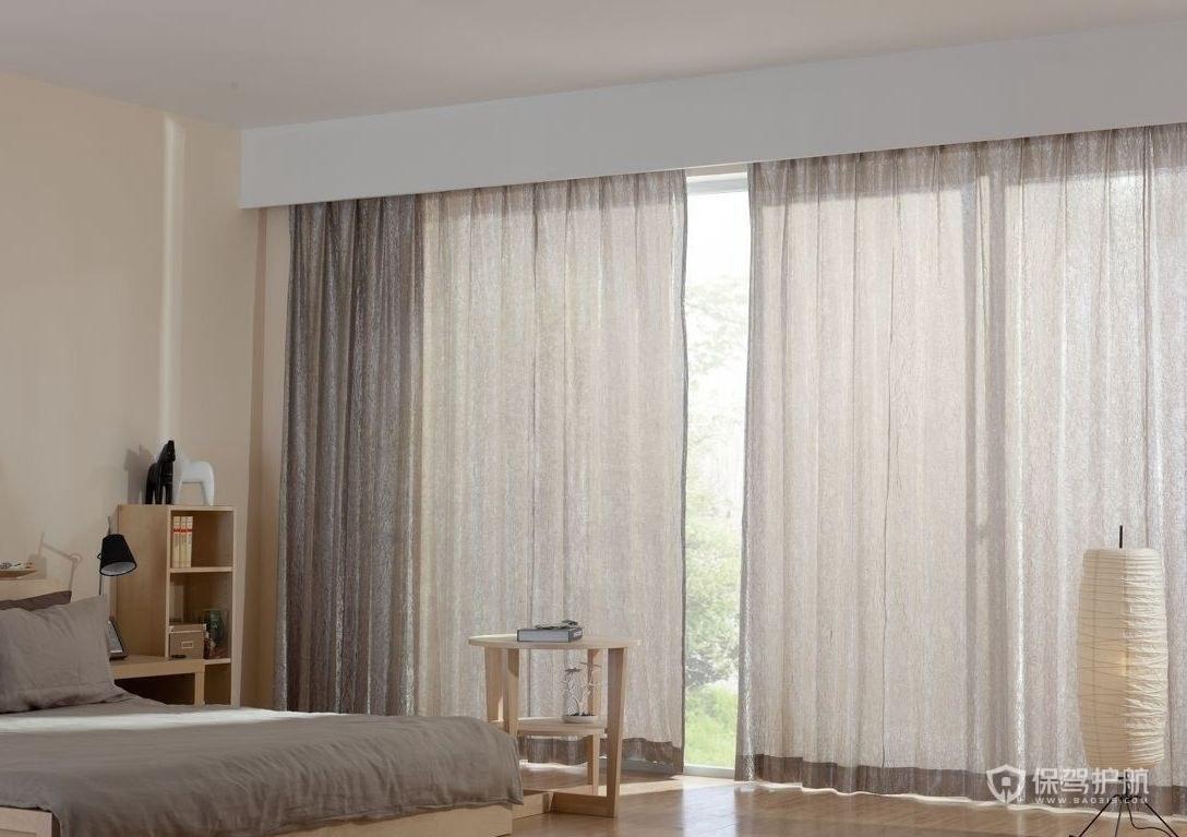 窗帘装修效果图-保驾护航装修网